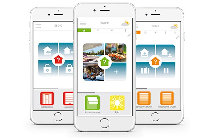 Connexoon Home Automation