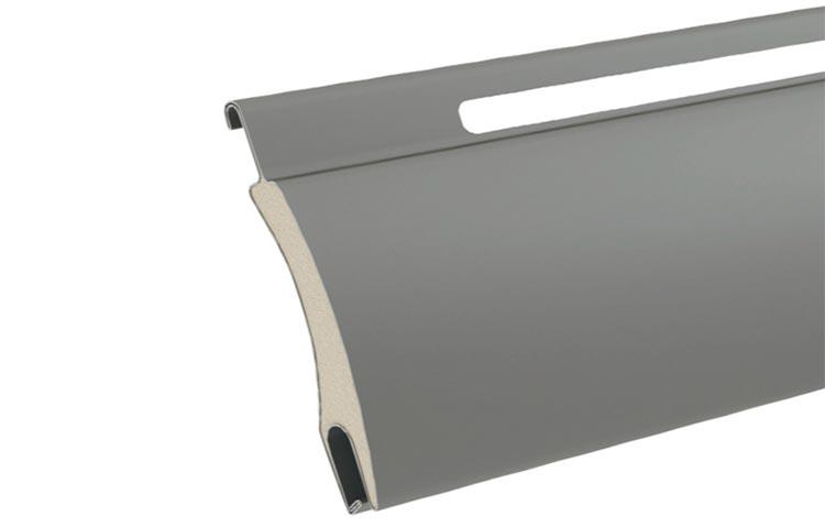 Avvolgibili in alluminio Coibentato