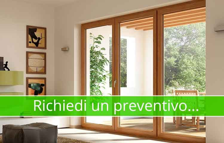 Preventivo serramenti pvc for Preventivo serramenti in pvc